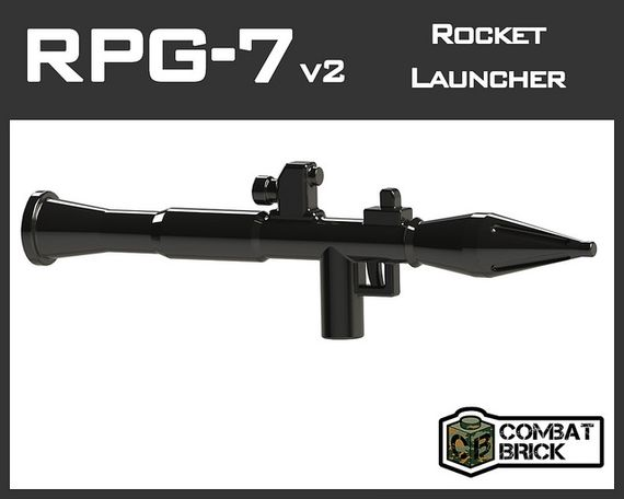 CombatBrick RPG-7 v2