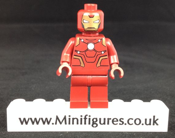 LeYiLeBrick Iron Man Custom Minifigure