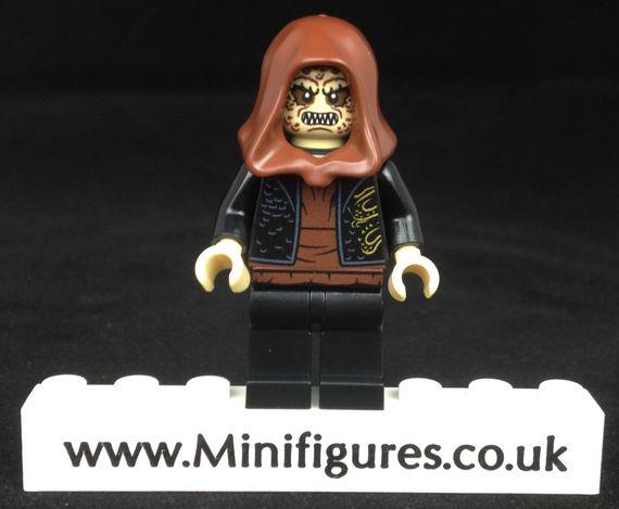 SS Croc Suicide Squad Custom Minfigure