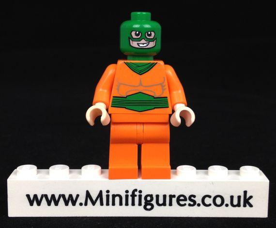 Mirror Master SFX Custom Minifigure