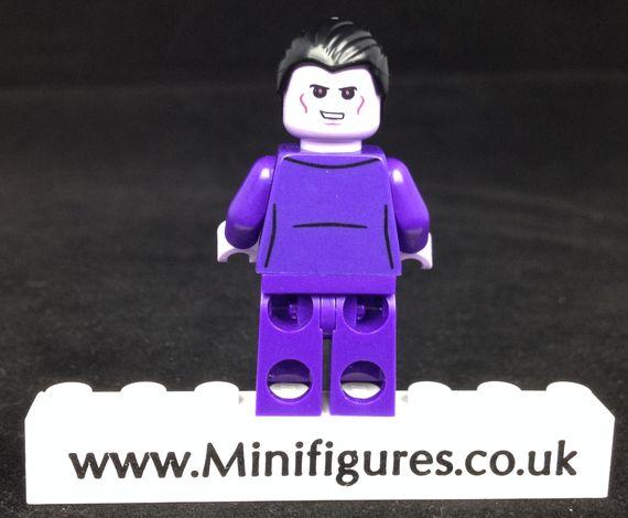 Purple Man SFX Custom Minifigure