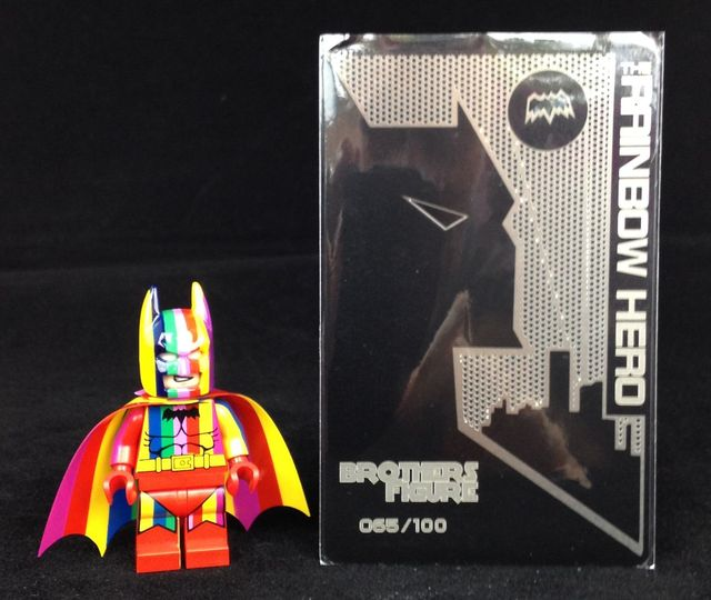 Brothers Figure Rainbow Hero