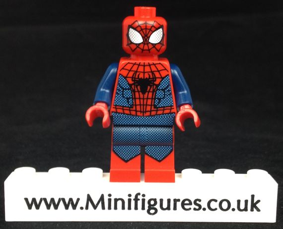 Spider-Man LeYiLeBrick Custom Minifigure