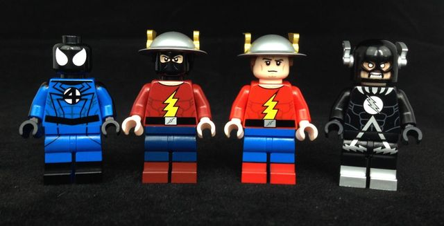 Christo Custom Minifigures