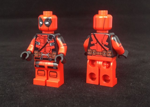 Phoenix Customs Sarcastic Mercenary Custom Minifigure