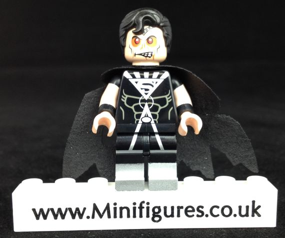 Undead Steel Custom Minifigure