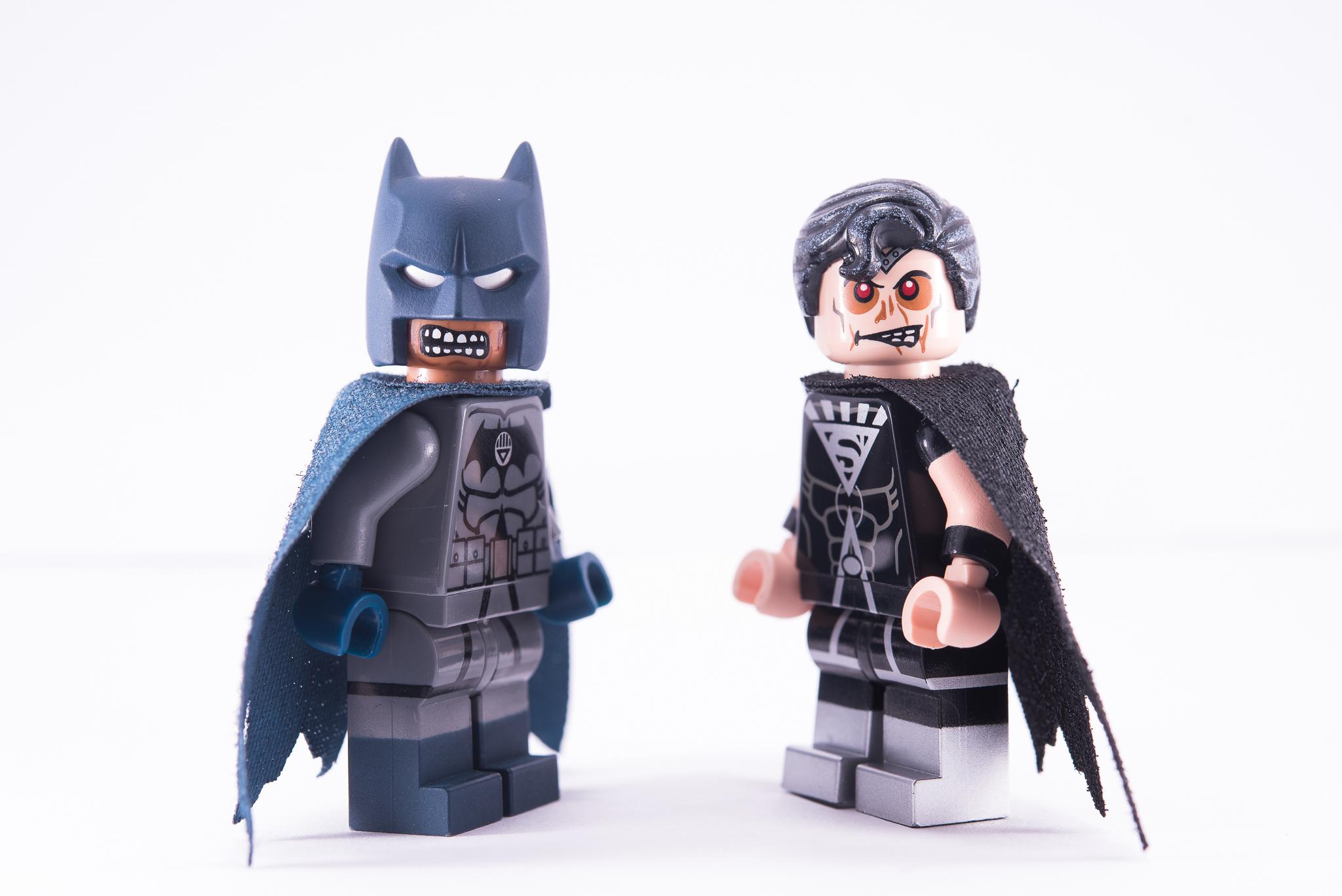 Undead Steel and Undead Knight Custom Minifigures