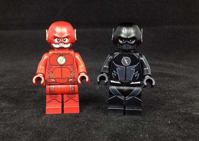 Christo Flash & Zoom Custom Minifigures