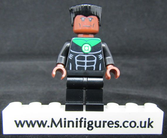 John Stewart SFX Custom Minifigure