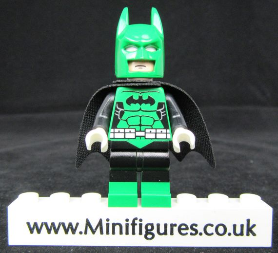 Batman Green Lantern LeYiLeBrick Custom Minifigure