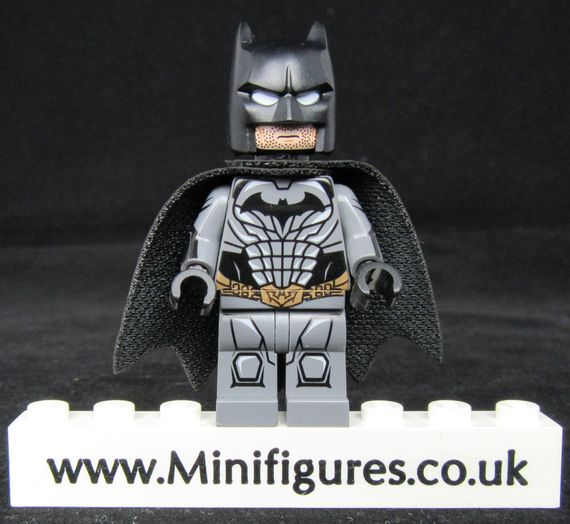 Batman Injustice LeYiLeBrick Custom Minifigure