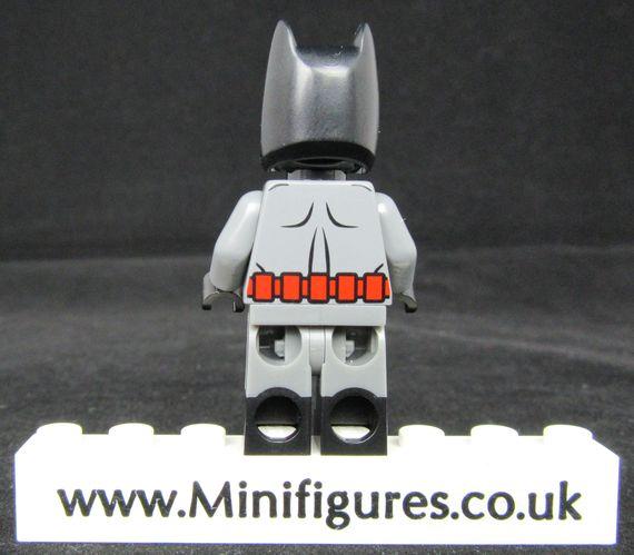 Batman Earth 2 LeYiLeBrick Custom Minifigure