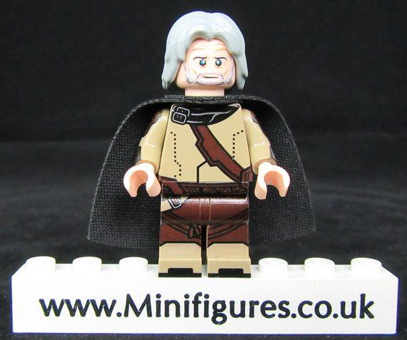 Ego LeYiLeBrick Custom Minifigure