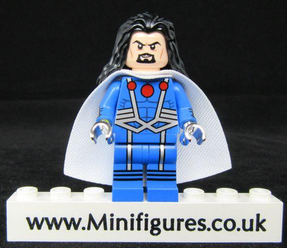 Graviton LeYiLeBrick Custom Minifigure