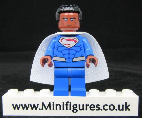 Superman Earth 2 LeYiLeBrick Custom Minifigure