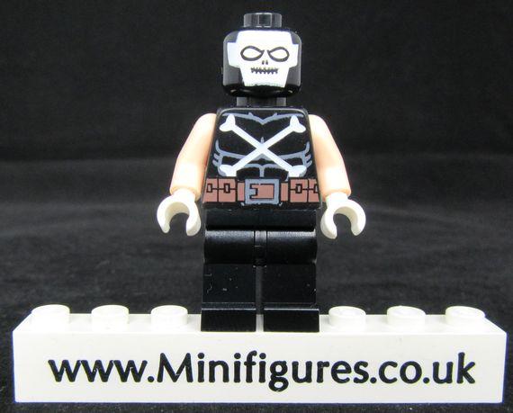 Crossbones Classic Custom Minifigure
