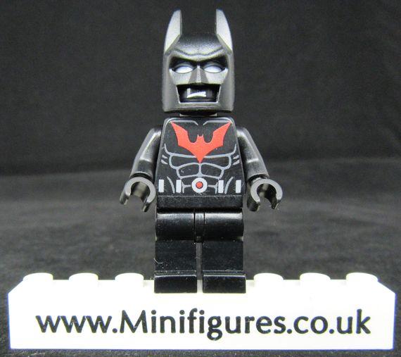 Batman Beyond MRM Custom Minifigure