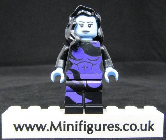 Inque MRM Custom Minifigure