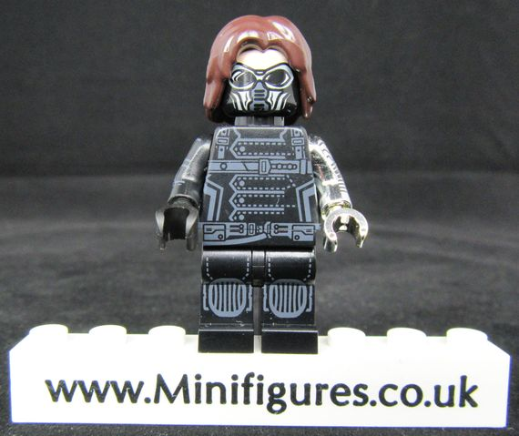 Winter Soldier UG Custom Minifigure