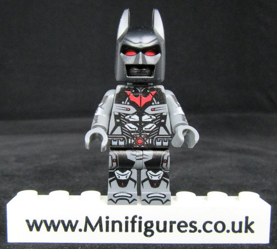 Batman DC101 LeYiLeBrick Custom Minifigure