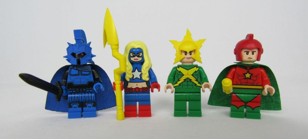 Funny Brick Custom Minifigures