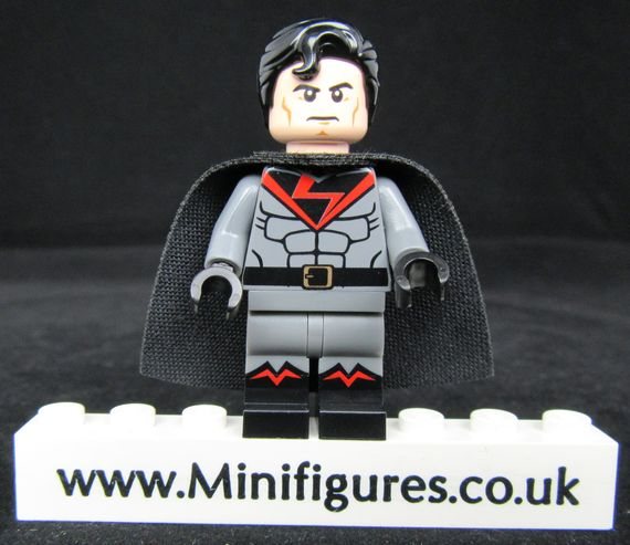 SS Superman LeYiLeBrick Custom Minifigure