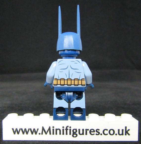 Vampire Batman UG Custom Minifigure