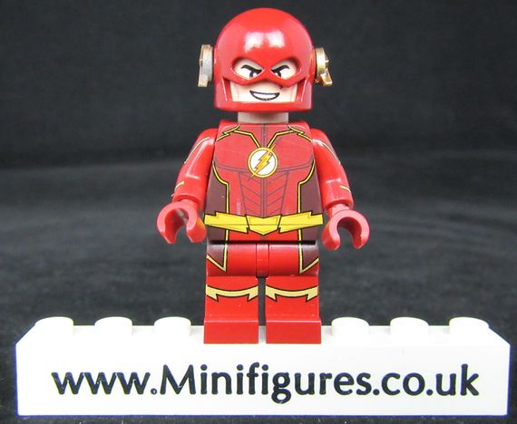 Future Flash MM Custom Minfigure