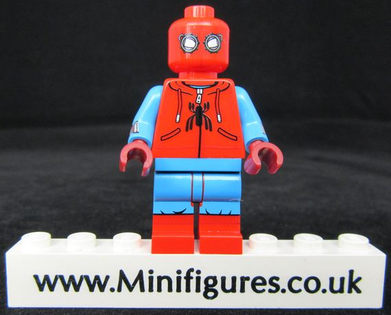 Homemade Arachnid Hero Custom Minifigure