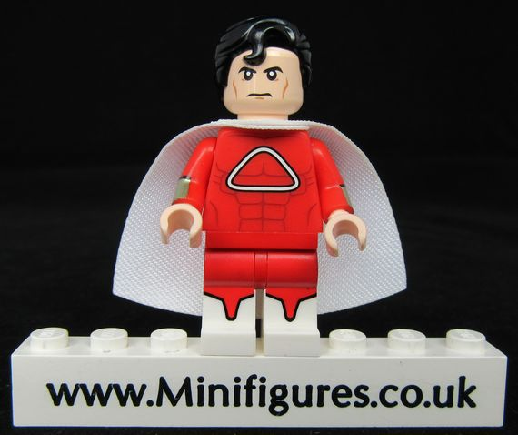 Supremo RA Custom Minifigure