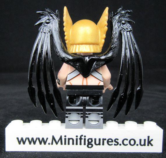 Undead Warbird Custom Minifigure