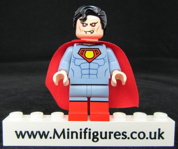 Vampire Superman RA Custom Minifigure