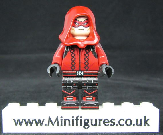Arsenal V2 LeYiLeBrick Custom Minifigure