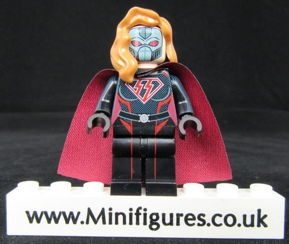 Naughty Lass Custom Minifigure