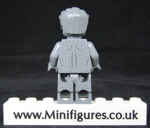 Superman Statue LeYiLeBrick Custom Minifigure