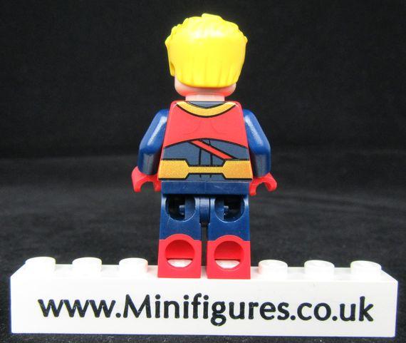 Earth 6 Superman RA Custom Minifigure