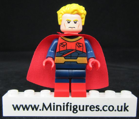 Earth 6 Superman RA Custom Minifigure