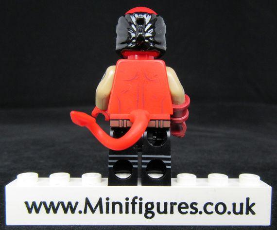 Hellboy UG Custom Minifigure