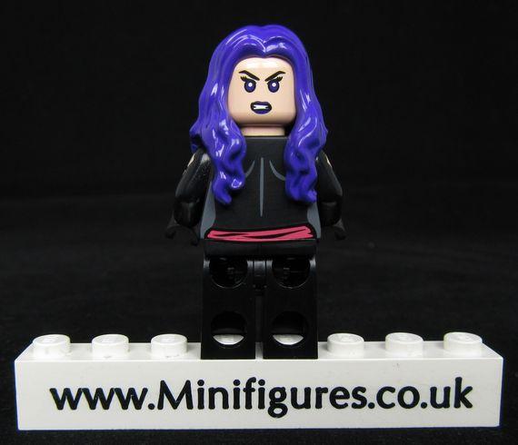 Psylocke RA Custom Minifigure