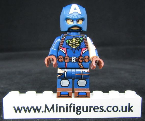 Rebel Patriot Custom Minifigure
