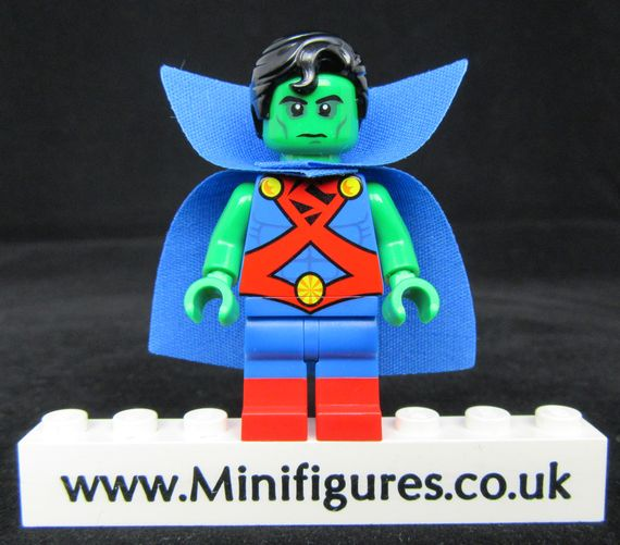 Super Martian RA Custom Minifigure