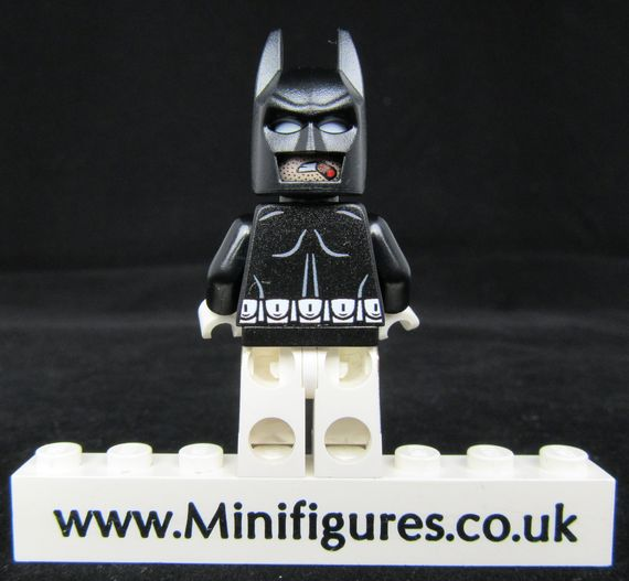 Punisher Batman Onlinesailin Custom Minifigure