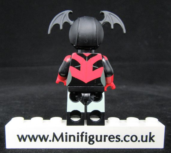 Furious Angel Custom Minifigure