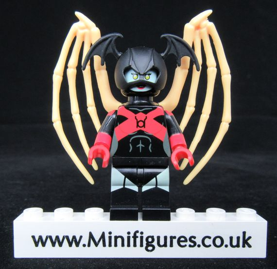 Furious Angel Custom Minifigure