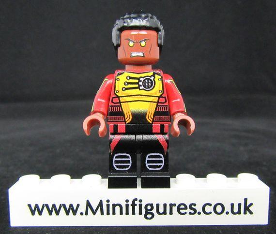 Firestorm LeYiLeBrick Custom Minifigure