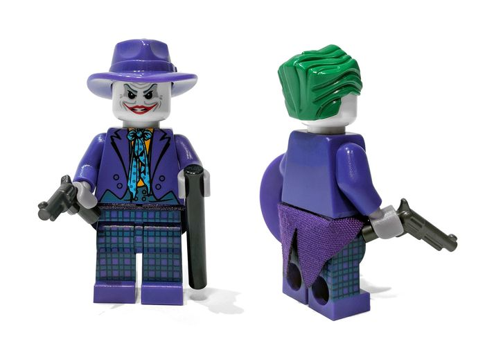 Jack Custom Minifigure