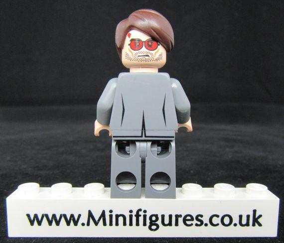 Matt Murdock LeYiLeBrick Custom Minifigure