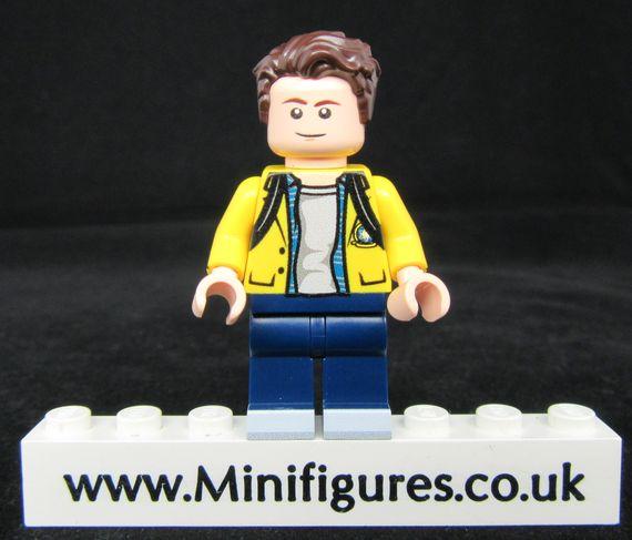 Peter Parker LeYiLeBrick Custom Minifigure