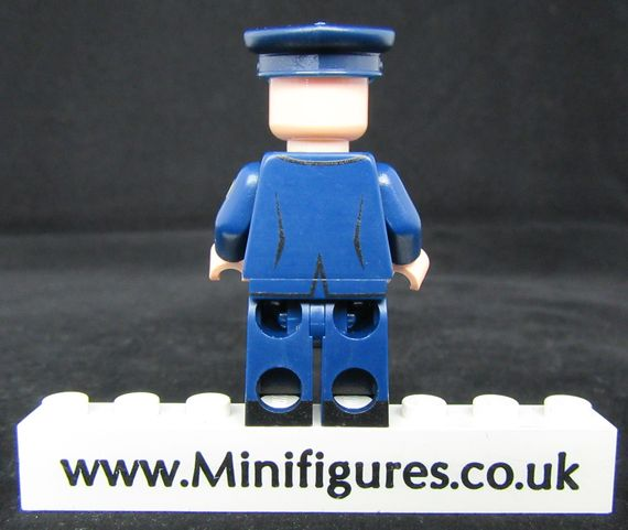 Prison Guard Joker LeYiLeBrick Custom Minifigure