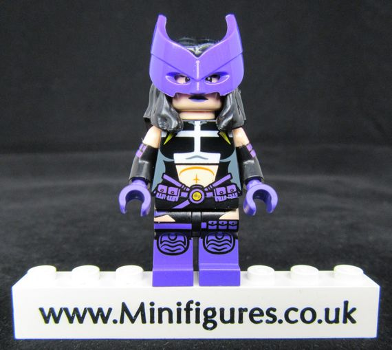 Violet Falconer Custom Minifigure